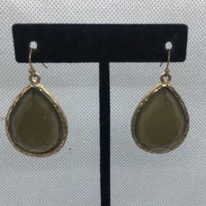 4 for $12: Gold Tone Teardrop Earrings